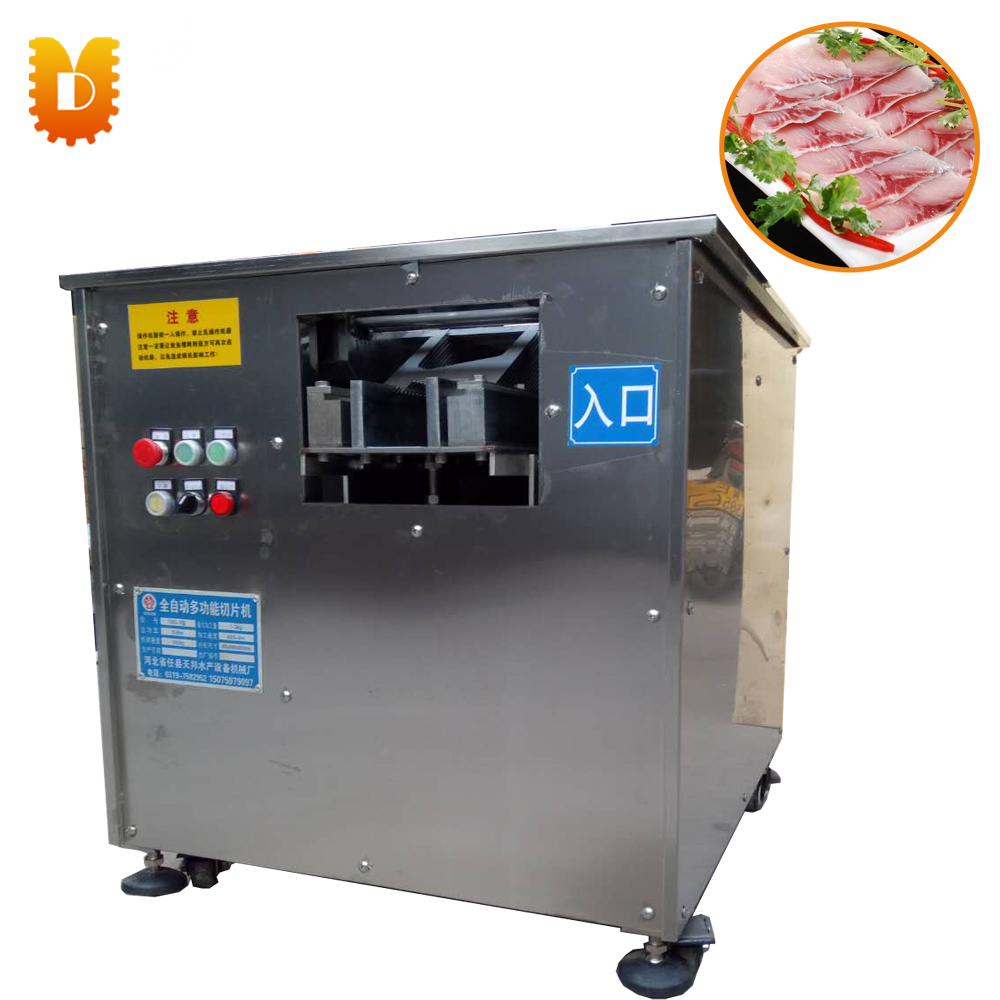 Industrial Use Fish Slicing Machine/Fish Filleting Machine/Suit for Different Kinds of Fish