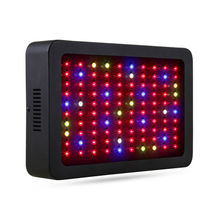Whole hot seller 300W Led Grow Lights Panel 100PCS 3W Led plant lamps for indoor Greenhouse, hydroponic systems, grow tent