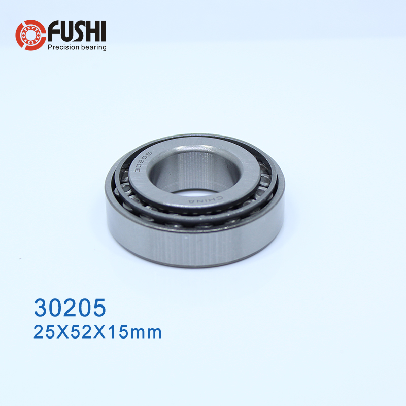 30205 Bearing 25*52*15 mm ( 2 PC ) Tapered Roller Bearings 7205E 30205A 30205J2/Q30205 Bearing 25*52*15 mm ( 2 PC ) Tapered Roller Bearings 7205E 30205A 30205J2/Q