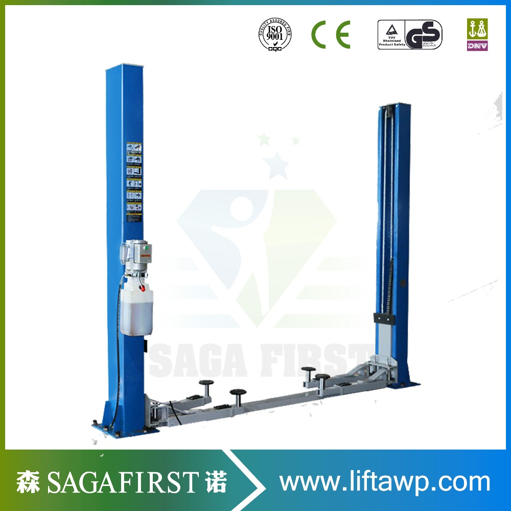 China Supplier Smart Design 2 Post Vehicle Lifter