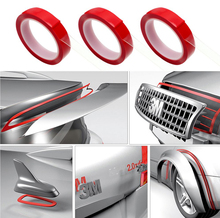 Cinta adhesiva de doble cara para coche, para Renault Megane 2 3 Duster Logan Clio 4 3 Laguna 2 Sandero Scenic 2 Captur Fluence Kango