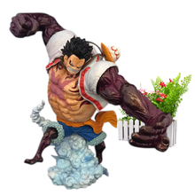 Anime One Piece Luffy PVC Action Figure Collectible Model Gift Toy