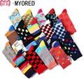MYORED 5 pair/lot men <font><b>socks</b></font> happy for funny <font><b>socks</b></font> novelty lot colorful <font><b>socks</b></font> man casual dress gift <font><b>socks</b></font> skateboard wear