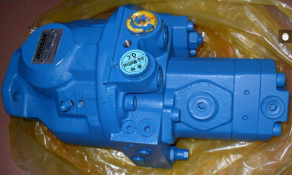 Hydraulic pump AP2D25 hydraulic pump assembly plunger pump  DOOSAN DX53W