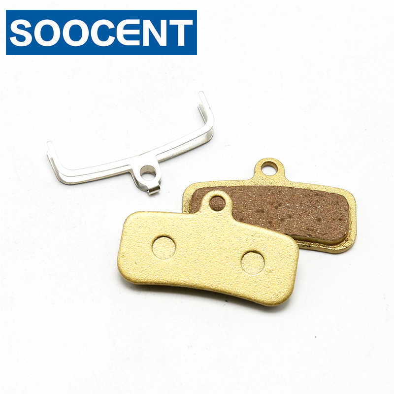 Shimano BR-M810 Metal Bike Disc Brake Pads Saint M810 Sintered MTB