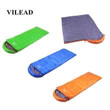 VILEAD 3 Colors Ultralight Sleeping Bag 190*30*70cm Waterproof Lightweight Camping Stuff Hiking Summer Adult Camp Quilt