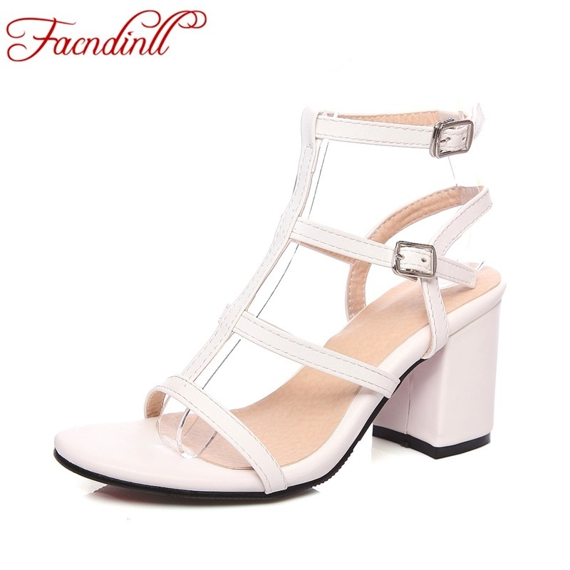summer shoes women gladiator sandals high heels rome style narrow band buckle casual beach sandals sexy open toe leather sandals phyanic 2017 gladiator sandals gold silver shoes woman summer platform wedges glitters creepers casual women shoes phy3323
