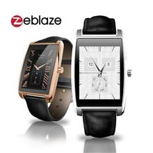"""Cosmo Zeblaze BT4.0 IP65 A Prueba de agua Reloj Inteligente MTK2502C Podómetro Del Ritmo Cardíaco 1.61 """"IPS Smartwatch Para Android IOS Smartphones"""