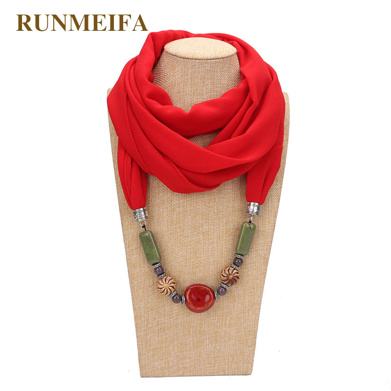 """Fashion Women Crystal Heart Charm Pendant Scarf Necklace 70/"""""""