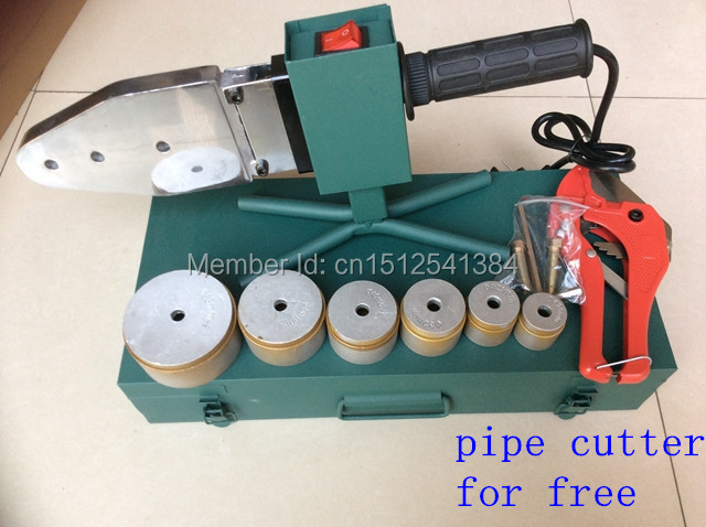 Free Shipping temperature controled PPR  Welding Machine, plastic welder AC 220V 1000W, 20-63mm welding pipes  Free Shipping temperature controled PPR  Welding Machine, plastic welder AC 220V 1000W, 20-63mm welding pipes