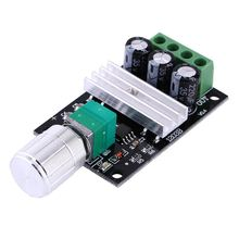 Hot Selling PWM DC 6V 12V 24V 28V 3A New Motor Speed Controller Switch 1203BK hot sale dc 12 48v 400w aluminum alloy cnc spindle motor er11 mach3 pwm speed controller mount 3 175mm