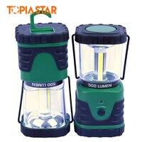 TOPIA SATR Portable Outdoor Waterproof Led Camping Lantern Tent Light