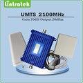 3 г усилитель сигнала повторитель 2100 мГц 3 Г HSPA UMTS WCDMA усилитель сигнала полный комплект с Антенной и кабелем