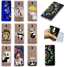 Leuke Cover Voor Cellulaire Huawei Mate 10 Lite Zachte TPU Telefoon Case Estojo Cover Huawei Ascend Maimang 6 Honor 9i Huawey Nova 2i(China)