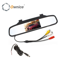 Owince Car Rearview Mirror Monitor for Backup Reverse font b Camera b font TFT LCD Color