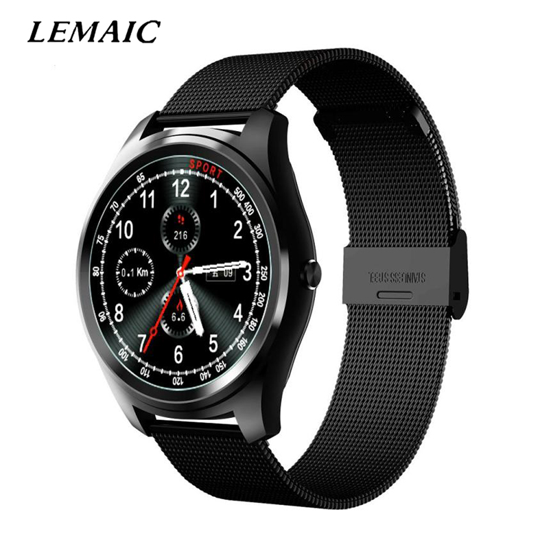 Smart Watch Men Smartwatch WristWatch Blood Pressure Heart Rate Sleep Monitor Bluetooth Pedometer Smart Watches For iOS Android new arrival heart rate monitor watch rwatch r11 bluetooth smart watch wristwatch for ios android with pedometer sleep tracker