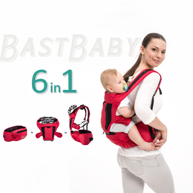 46d61fa4052 Best Baby Cuddle Up Carrier Ergonomic Child Carrier Hip Seat with Hood  Backpack Multifunctional Baby Waist Stool Sling Wrap