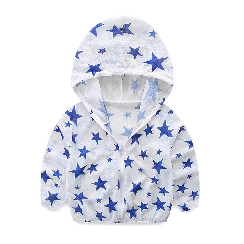 От 1 до 5 лет, куртки для девочек и мальчиков, новые детские куртки на лето и осень Повседневная однотонная детская верхняя одежда с капюшоном и принтом