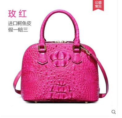 yuanyu New crocodile leather handbag for lady. Genuine imported crocodile leather handbag for lady. Handbag crocodile shell bagyuanyu New crocodile leather handbag for lady. Genuine imported crocodile leather handbag for lady. Handbag crocodile shell bag