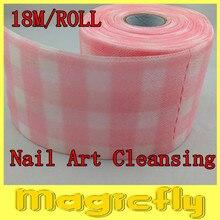 [ Lli-002 ] 18 м / рулон красоты полотенце идеально подходит для очищение + бесплатная доставка