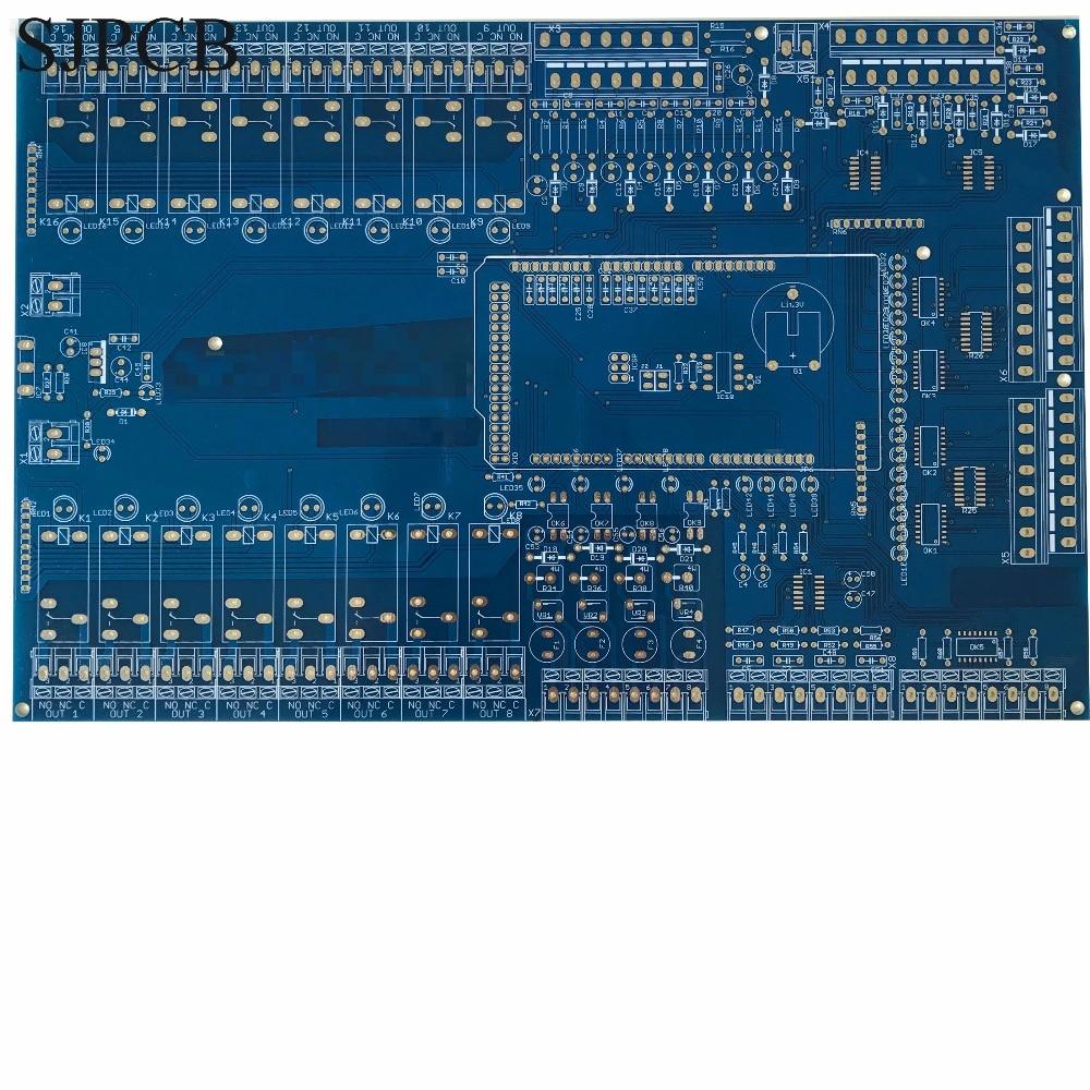 Customzied Pcb Prototype Board Prototyping Printed Circuit Buy Pcbpcb Prototypepcb Maker Sjpcb Industrial Control Fr4 Rigid 2 Layers