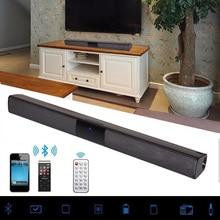 20W Soundbar Bluetooth Speaker Sound Bar TV Computer wireless Speaker Column USB AUX Mp3 Music Player Boom Box+Remote Control