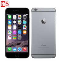 Débloqué Apple iPhone 6 ajouter cadeau téléphone mobile 4.7 pouces double Core 16G/64G/128GB Rom IOS 8MP caméra 4K vidéo LTE