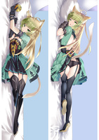 Anime Cartoon Fate Double sided hugging Pillow Case Pillow Cover Pillowcase Peach Skin 2 Way 89003
