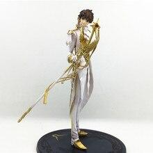 Аниме код Geass Рыцарь семи ПВХ фигурка Коллекционная модель игрушки куклы 23 см