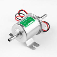 24 В Электронный Топливный насос HEP-02A газовый дизельный топливный насос встроенный электрический топливный насос низкого давления 24 В m14