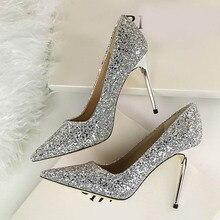 Women Shoes Valentine High Heels Sexy Thin