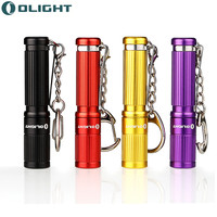 Olight I3s EOS Mini Led Portable Flashlight 85 Lumens Cree Led XP G2 Torch Battery AAA
