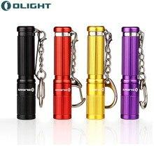 Olight i3s EOS mini Led portable Flashlight 85 Lumens cree led XP-G2 Torch Battery AAA EDC multi color led flashlight 38 Meters