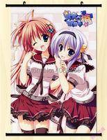 Hoshizora e Kakaru Hashi Home Decor Anime Game Poster Wall Scroll