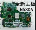 Frete grátis Motherboard Notebook Laptop N53D N53DA HD6650M 1 GB Totalmente Testado