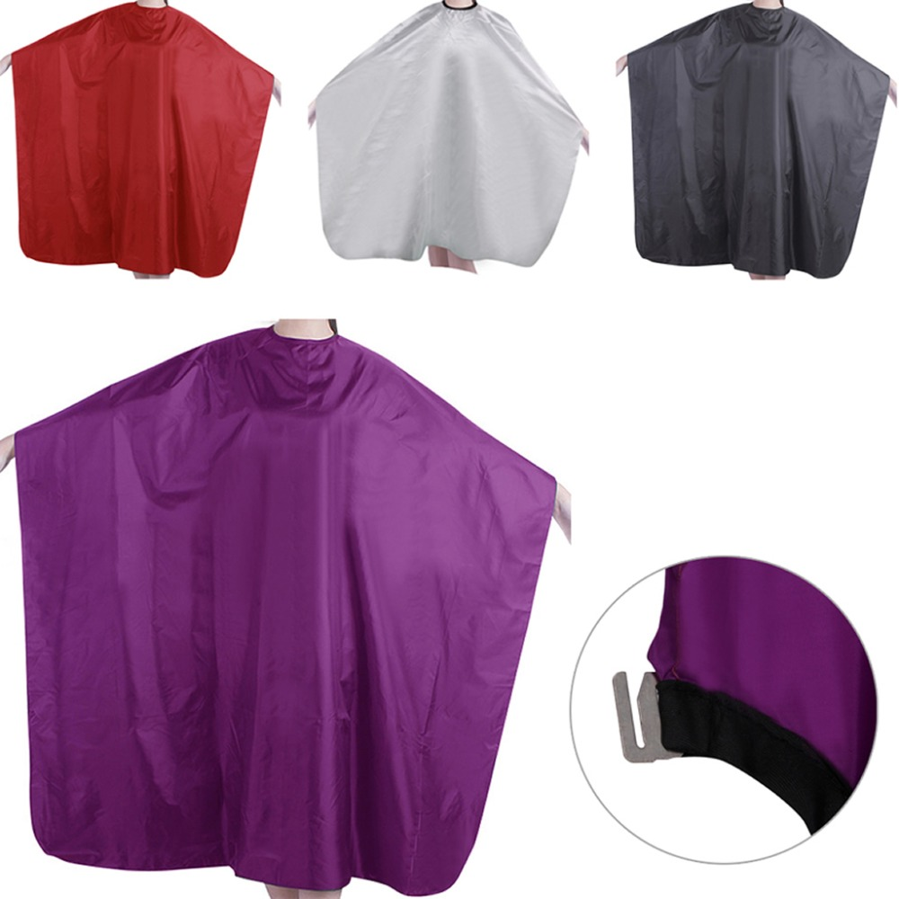 1PC Pro Adult Waterproof Salon Hair Cut Hairdressing Barbers Cape Gown Cloth(China)