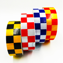 50mm*25m Reflective Tape Stickers Auto Motorcycle Bicycle Safety Material Film Warning