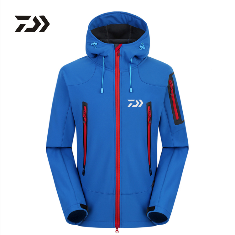 2017 DAIWA NEW Fishing jacket parka coat Keep warm DJ-3206 Plus velvet soft shell DAIWAS Autumn And Winterr DAWA Free shipping2017 DAIWA NEW Fishing jacket parka coat Keep warm DJ-3206 Plus velvet soft shell DAIWAS Autumn And Winterr DAWA Free shipping