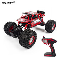 HELIWAY RC Car 1 12 Scale 4 Wheel Drive Amphibious Crawler Toy 2 4GHz Off Road