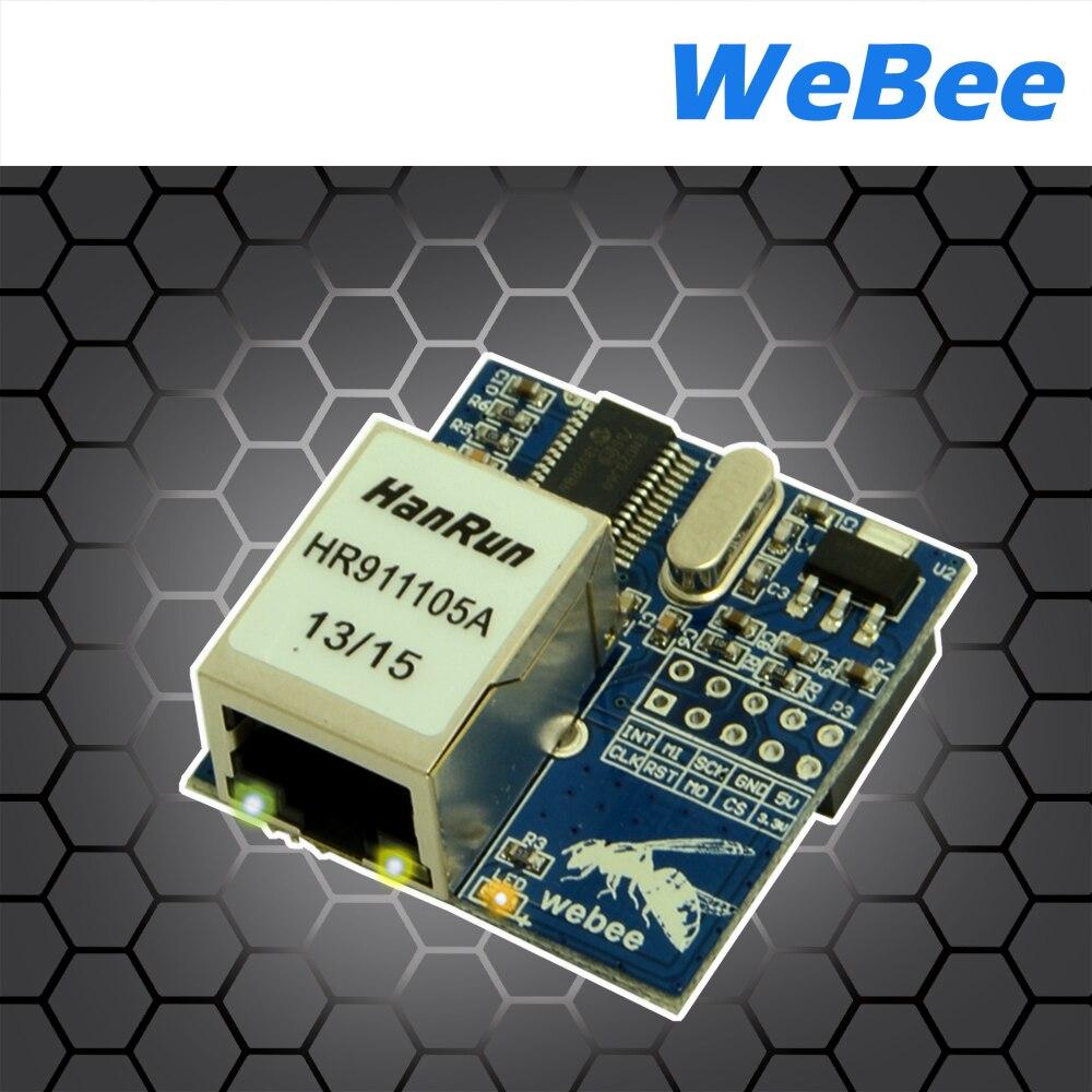 Ethernet module ENC28J60 (network sensor standard interface) радиостанция морская samyung enc str 580d vhf dsc