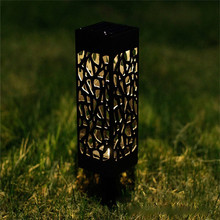 7 Color Change Lighting Solar Powered Garden Light Led Fairy Light Lawn Lamp For Christmas Decoration Outdoor Waterproof Lights led rgbw colorful color change christmas trees decoration wedding furniture decoration lamp