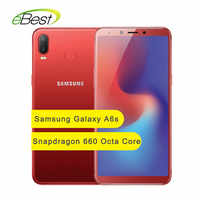 "Samsung Galaxy A6s G6200 Smartphone 6.0"" 6GB RAM 128GB ROM Snapdragon 660 Octa Core Mobile Phone 3300mAh Android Cellphone"