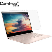 Cartinoe 13,3 дюймов Защитная плёнка для экрана ноутбука для Hp Spectre X360 13 13-aexxx Hd кристально чистый фильтр ЖК-экрана Защитная пленка(2 шт