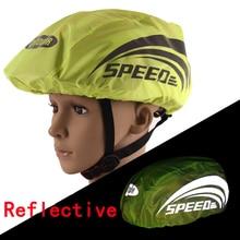Cycling Helmet Rain Cover Bicycle Outdoor Equipment Ultralight Raincover  Waterproof Mountaineering Rock Climbing Cap