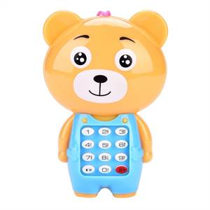 Baby Toys Electronic Toy-Phone Musical Educational Sounding Kids Children Vocal for Animals
