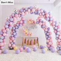 С Днем Рождения Арка стенд Любовь День Рождения Шар АРКА конфетти воздушные шары рисунок балоны вечерние украшение для вечеринки Взрослый