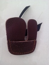 free shipping archery finger tab finger protector
