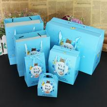 30pcs/lot DIY Paper Gift Box Christening Baby Shower Party Favor Boxes Paper Candy Box Birthday Party Supplies 20pcs lot new design drawer paper candy chocolate boxes baby shower gift packaging box birthday wedding party favor box