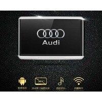 2 Наборы для ухода за кожей автокресло ТВ Экран 1920*1080 high end атмосферное Класс A4 A5 A6 Q3 Q5 Q7 a8 TT подголовник автомобиля Мониторы DVD плеер для Audi