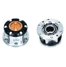 ФОТО FREE WHEEL HUB for TOYOTA landcruiser models 1980 to late 1989 hilux models with leaf spring front end Steel base 43530-69045